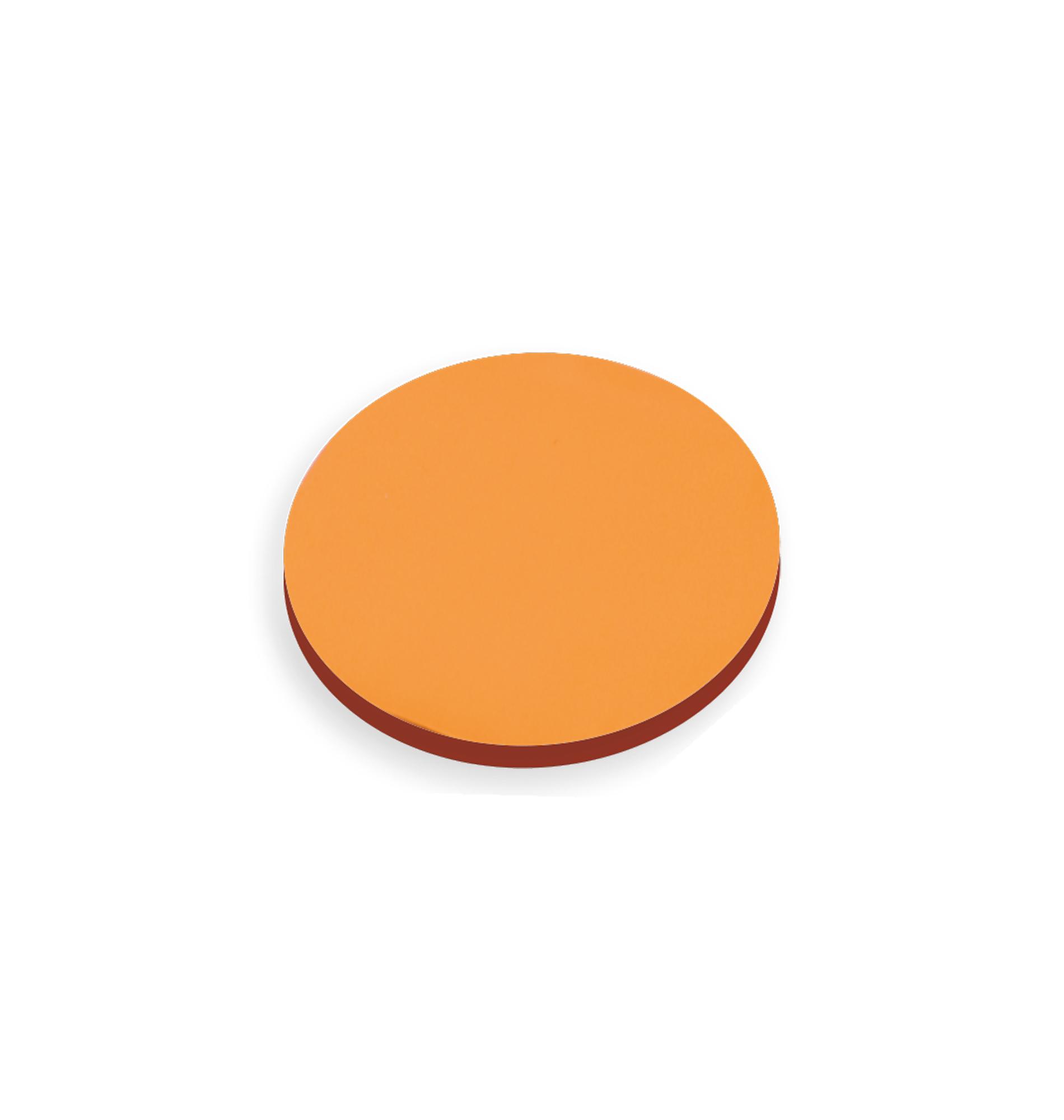 TaktiNotes rund Durchm. 95mm  VE100 orange