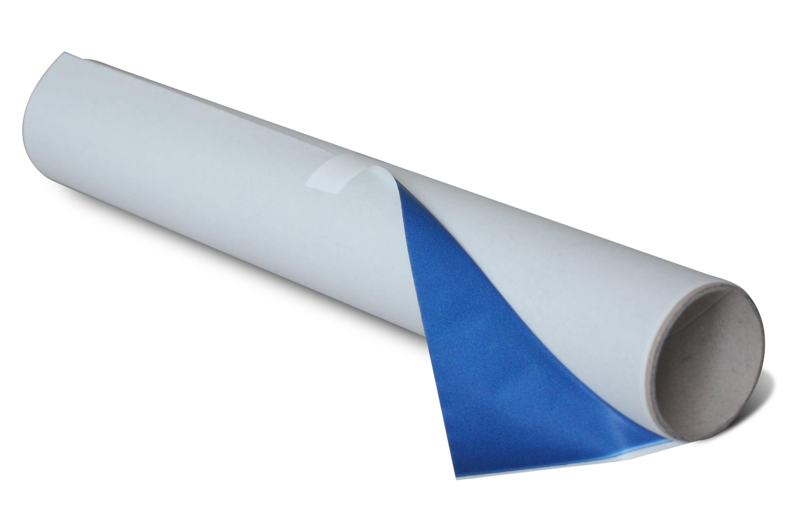 Schneiderkopierpapier auf Rolle 5 Meter x 58 cm blau