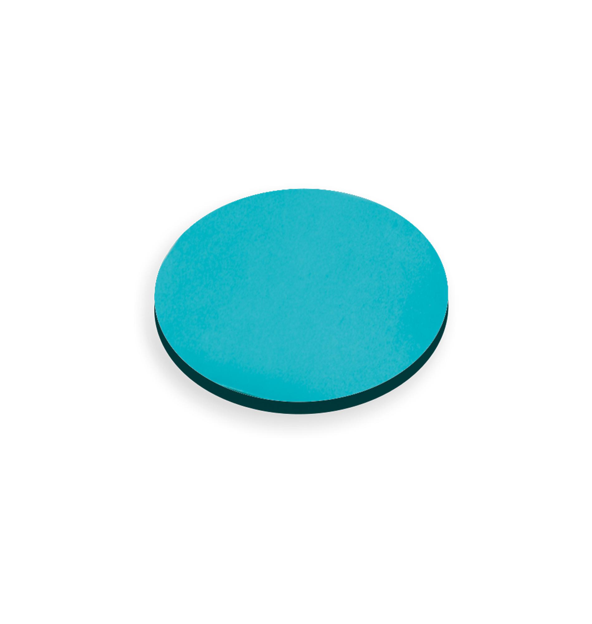 TaktiNotes rund Durchm. 95mm  VE100 blau