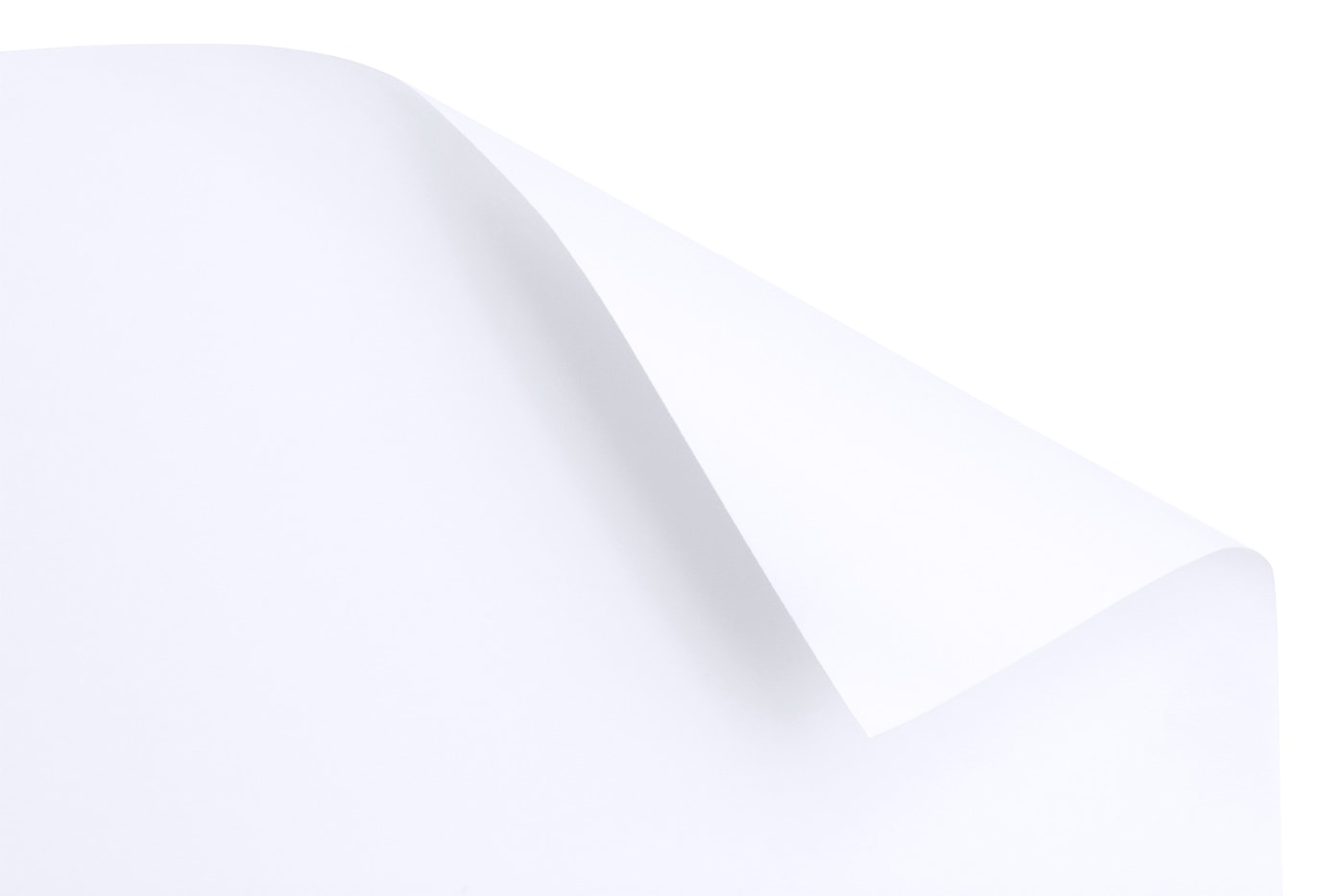 Micro-Modellkarton, weiß, ca. 0,3 mm, 70 x 100 cm VE 10 Bogen