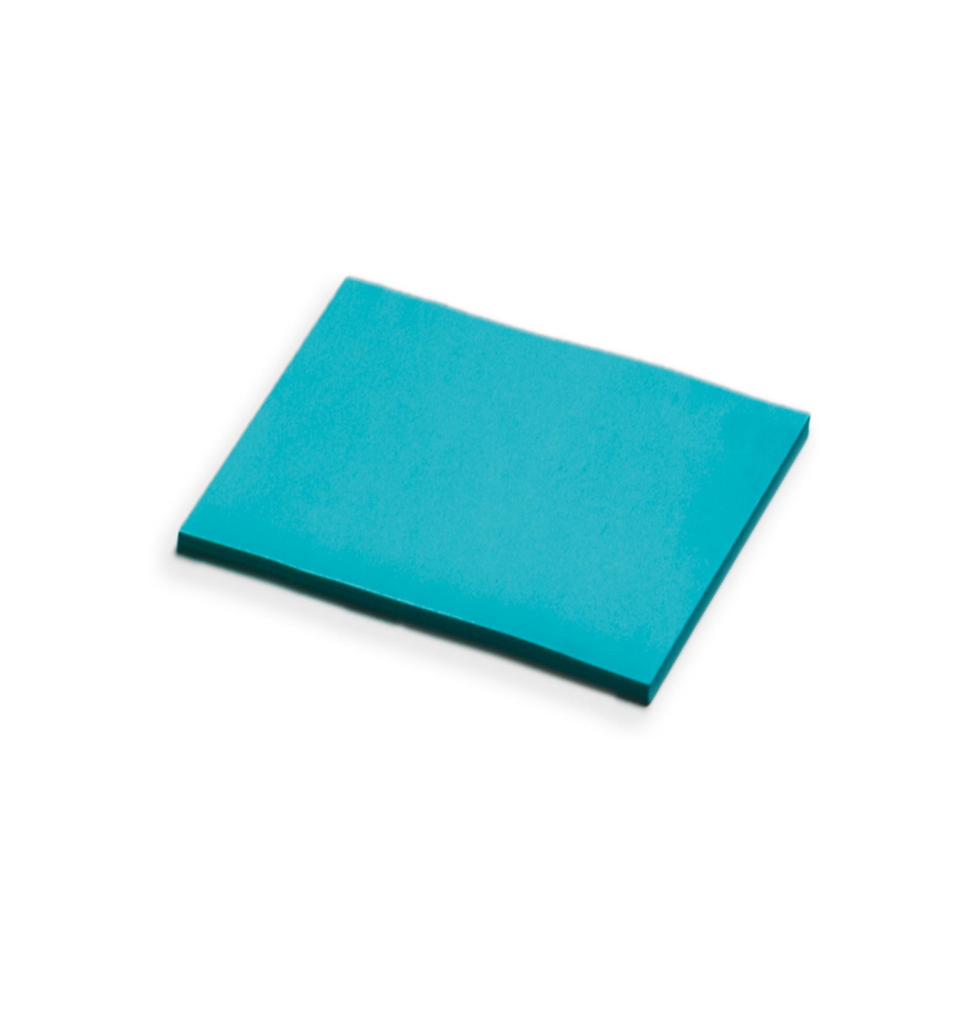 TaktiNotes 15x21cm VE100 blau