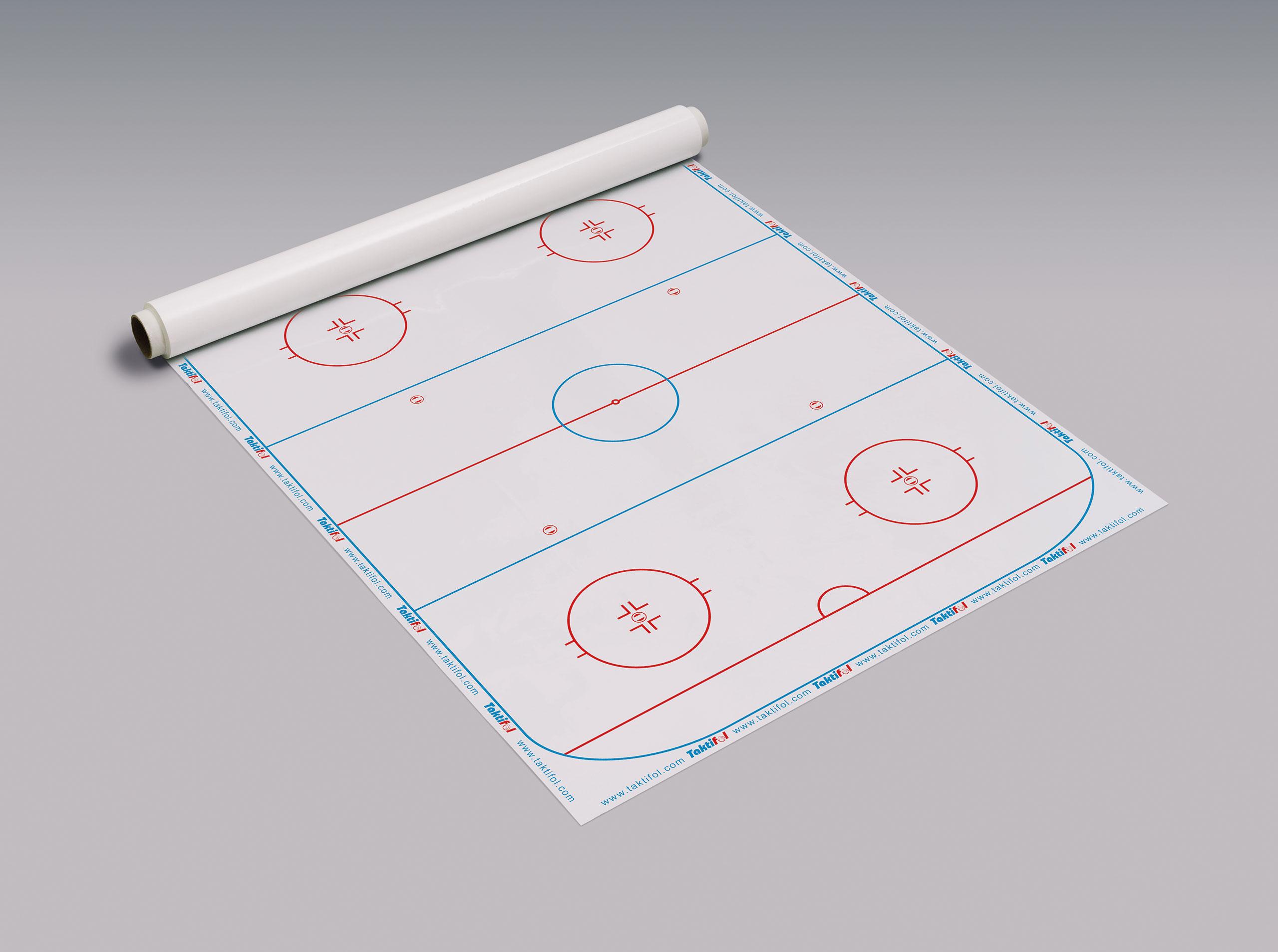 Taktifol Rolle Eishockey