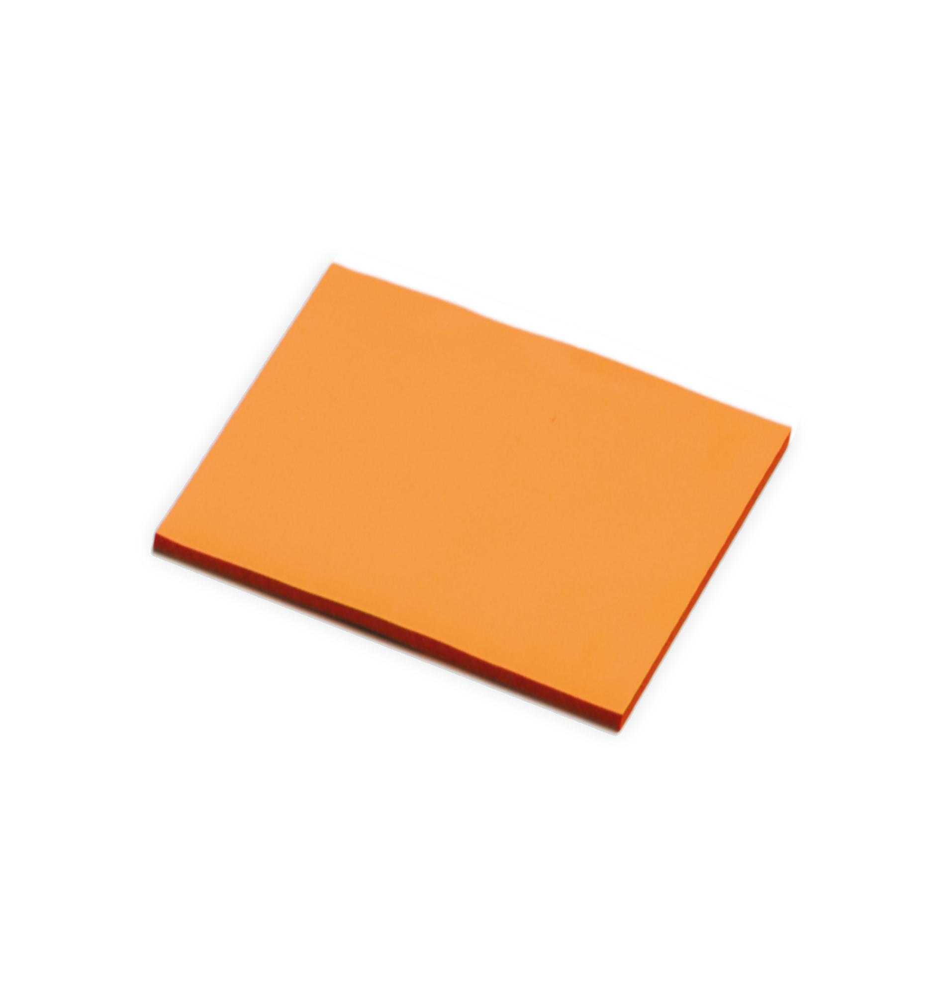 TaktiNotes 15x21cm VE100 orange