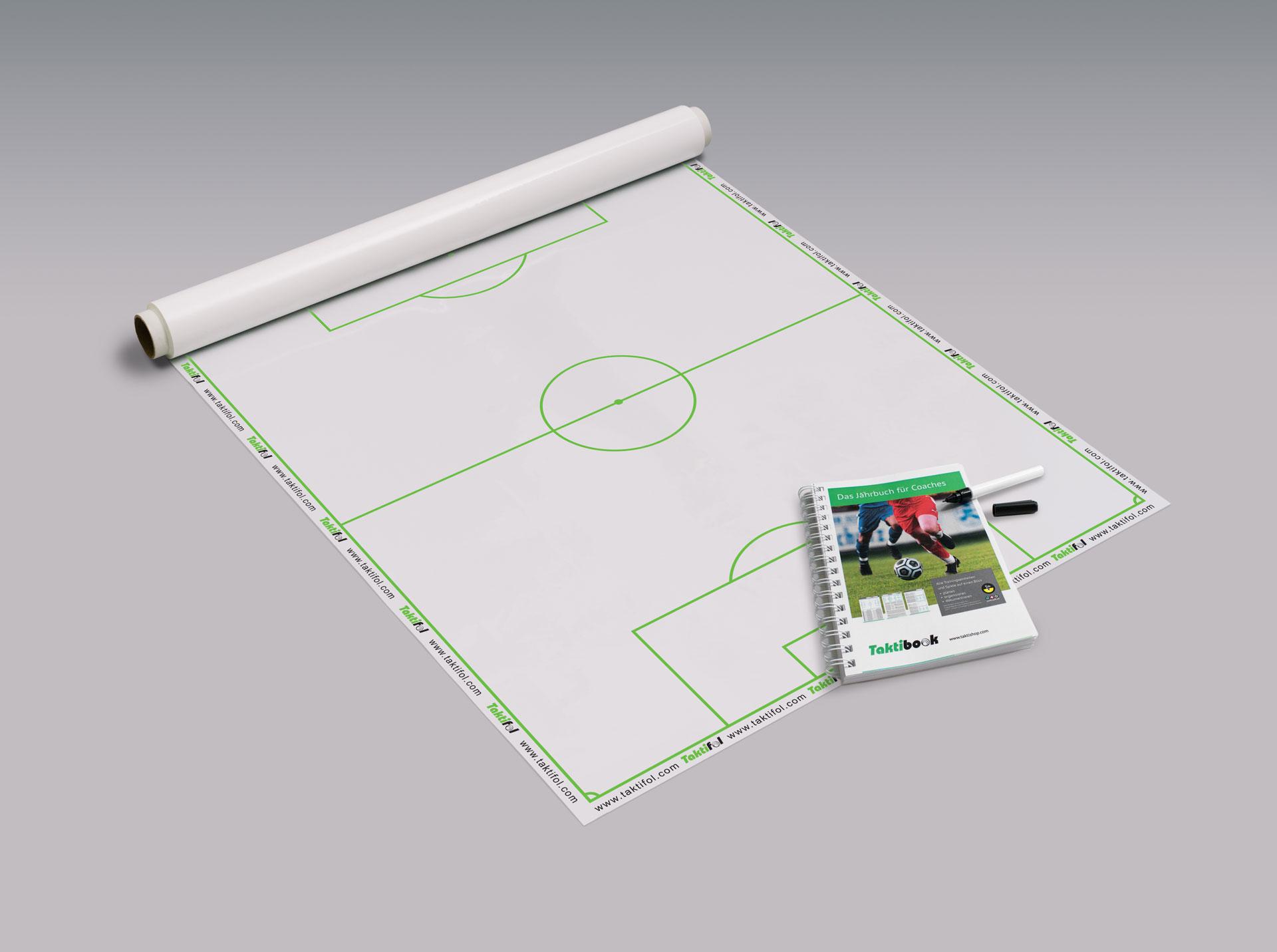 Taktifol Trainerset Soccer