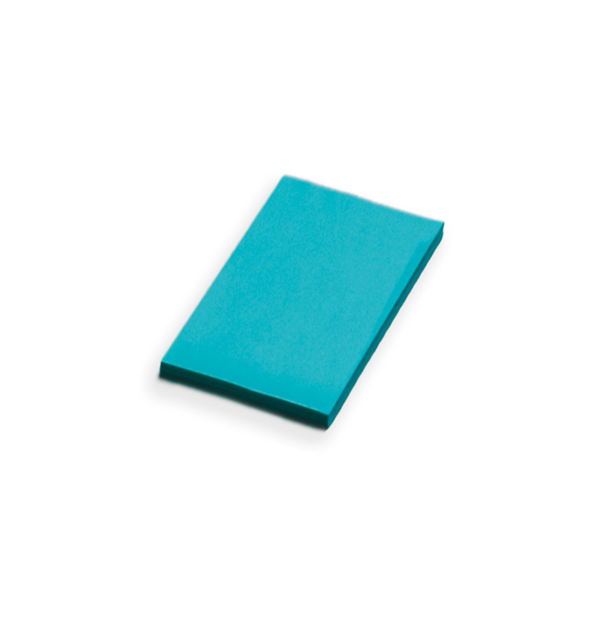 TaktiNotes 8x14cm VE100 blau