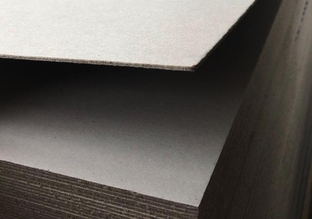 Schablonenkarton 2,0mm dick -  DIN A 4 - 9 Bogen