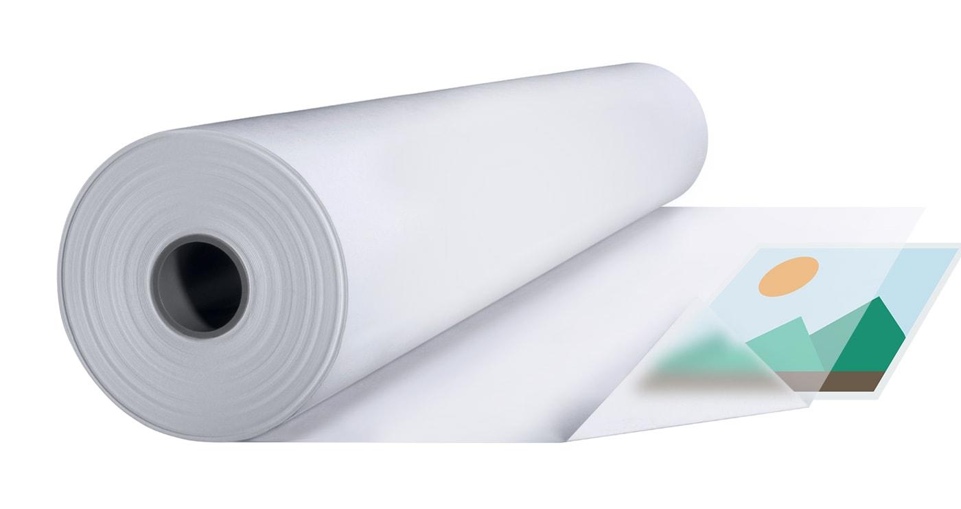 Hochtransparentpapier Kleinrolle 90 g/m² 91,4cm 10m