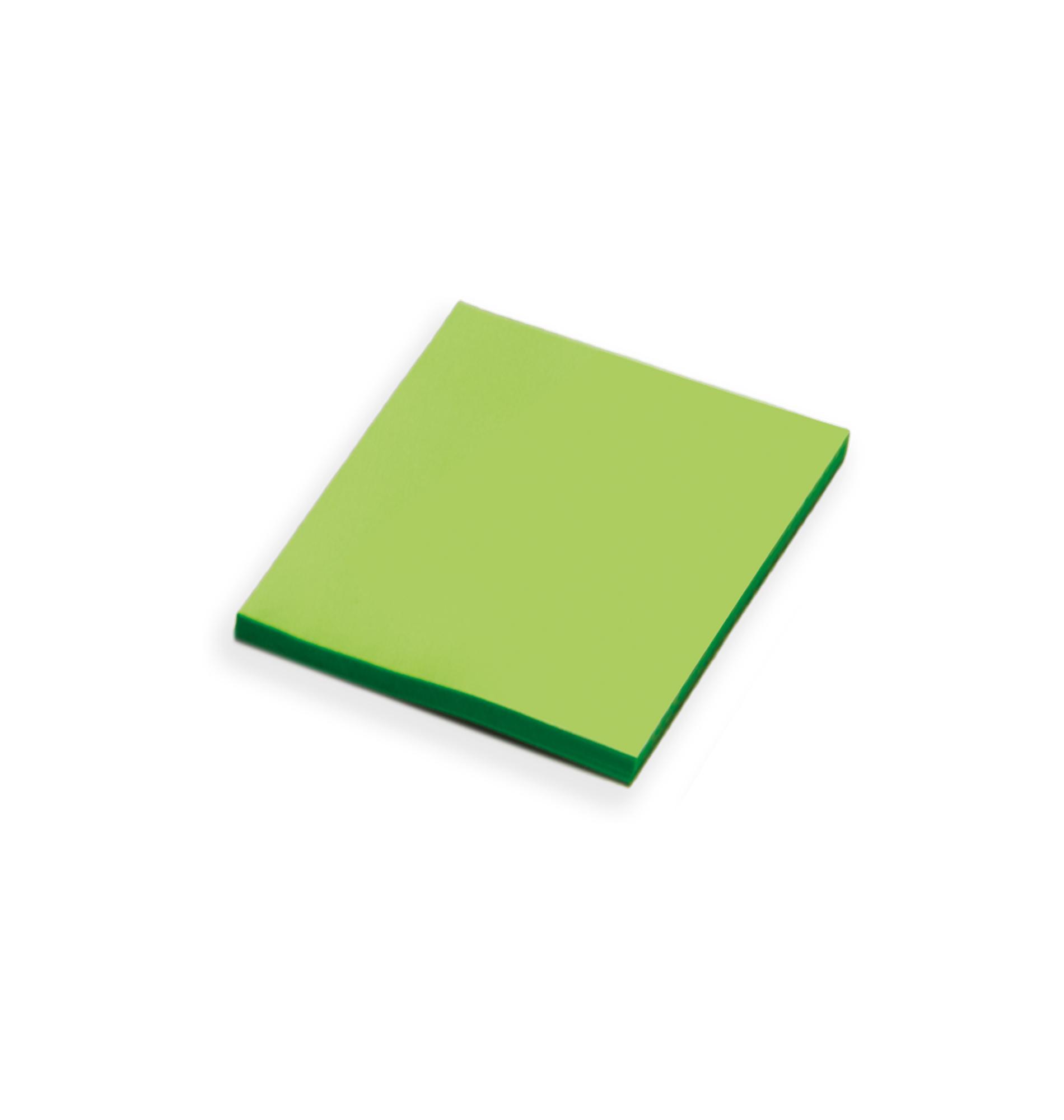 TaktiNotes 9x9cm VE100 grün