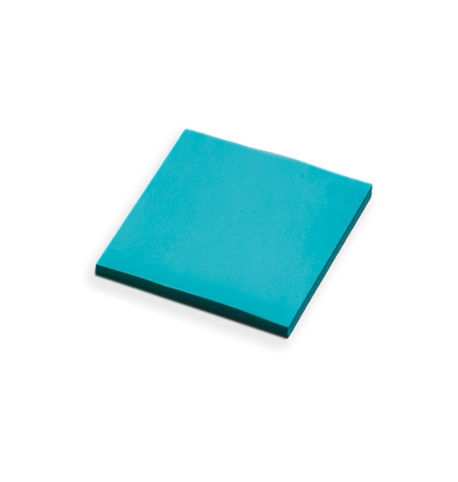 TaktiNotes 9x9cm VE100 blau